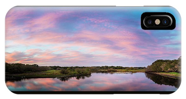 Colorful Sky IPhone Case