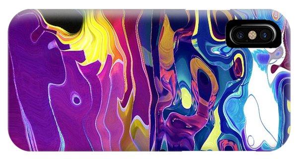 Colorinsky IPhone Case