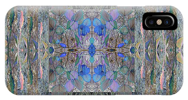 Colorized Aspen Kaleidoscope IPhone Case