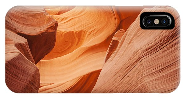Colors Abound In The Canyon IPhone Case