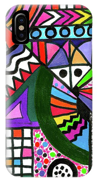 Colors Gone Wild IPhone Case