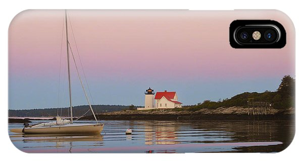 Colors Of Morning IPhone Case