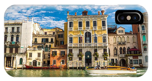 Colors Of Venice - Italy IPhone Case