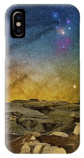 Colors On The Rise IPhone Case