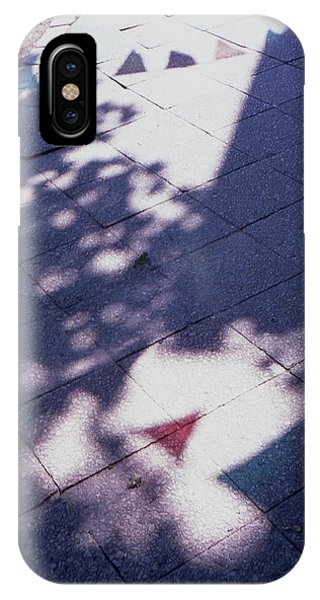 Colors On The Shadows IPhone Case