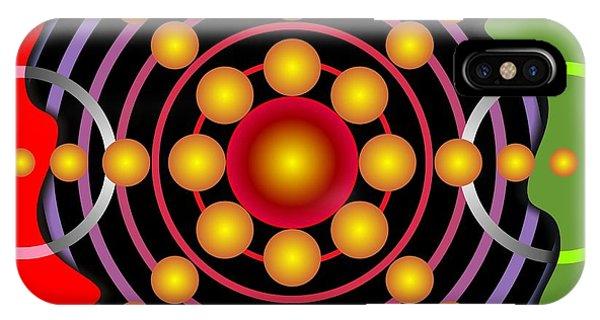 Colorscape 3-1 IPhone Case