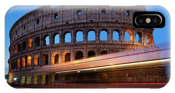 Colosseum Rush IPhone Case
