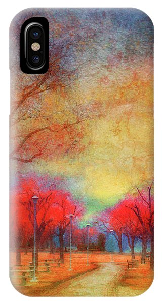 Colour Burst IPhone Case