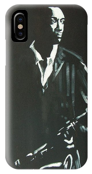 Coltrane Phone Case by Pete Maier