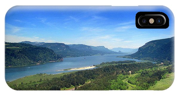 Columbia Gorge IPhone Case