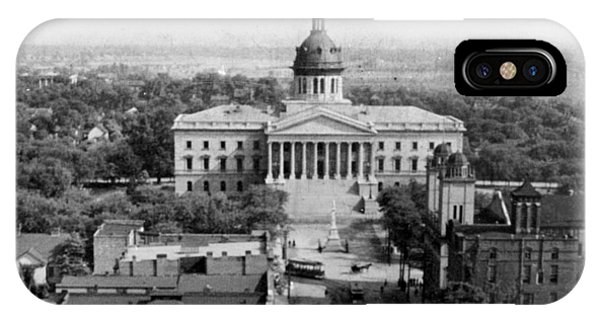 Columbia South Carolina - State Capitol Building - C 1905 IPhone Case
