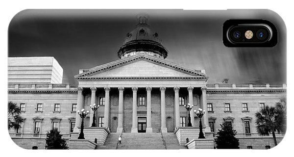 Columbia South Carolina State House IPhone Case
