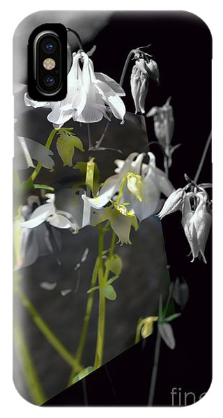 Columbine Shades Of Grey IPhone Case