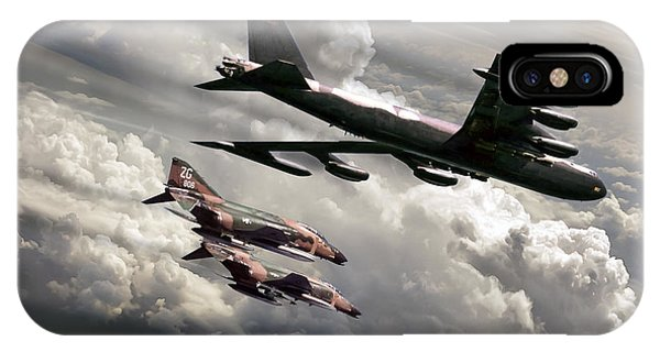 Tribute iPhone Case - Combat Air Patrol by Peter Chilelli