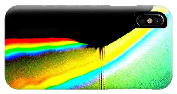 Come-sit In My Rainbow IPhone Case