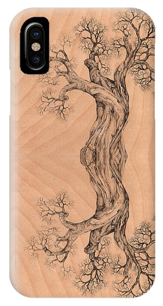 Come Together Tree 38 Hybrid 1  IPhone Case