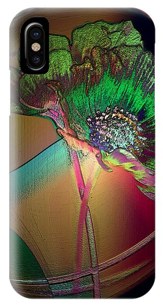Comely Cosmos IPhone Case