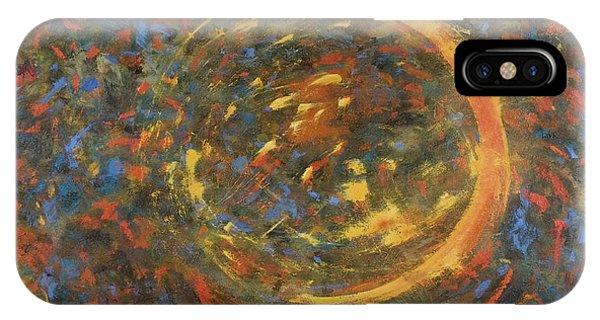 iPhone Case - Comet #2 by Gretchen Dreisbach