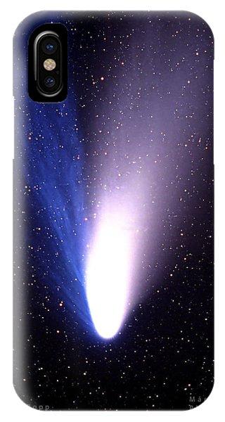 Comet Hale-bopp IPhone Case