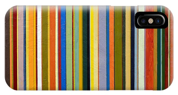 Comfortable Stripes IPhone Case