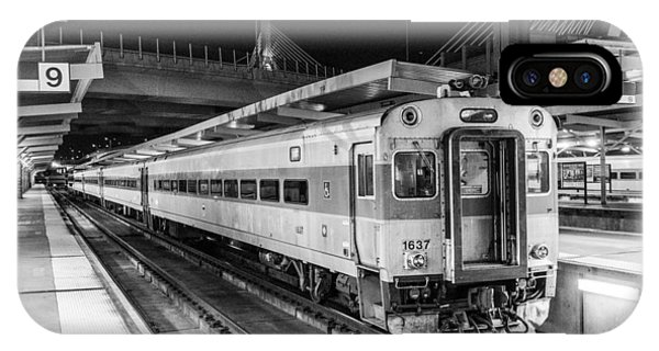 Commuter Rail IPhone Case