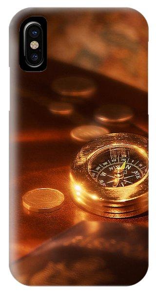 Compass IPhone Case