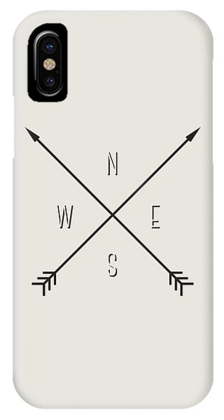 Fall iPhone Case - Compass by Zapista Zapista