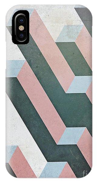 Complex Geometry IPhone Case