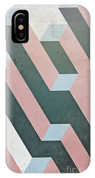 Complex Geometry IPhone Case