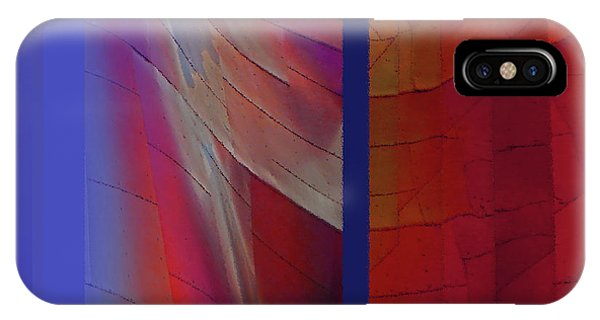 Composition 0310 IPhone Case