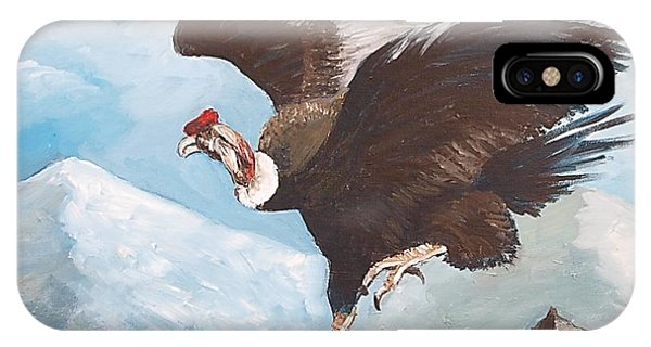 Condor IPhone Case