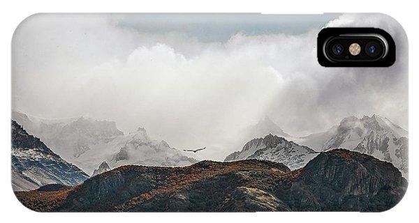 Condor iPhone Case - A Condor View by Ryan Weddle