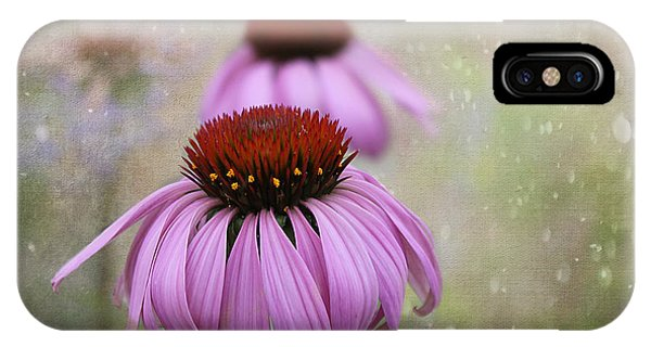 Coneflower Dream IPhone Case