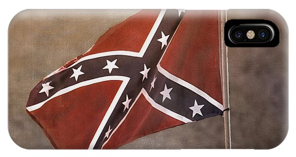 Confederate Battle Flag IPhone Case
