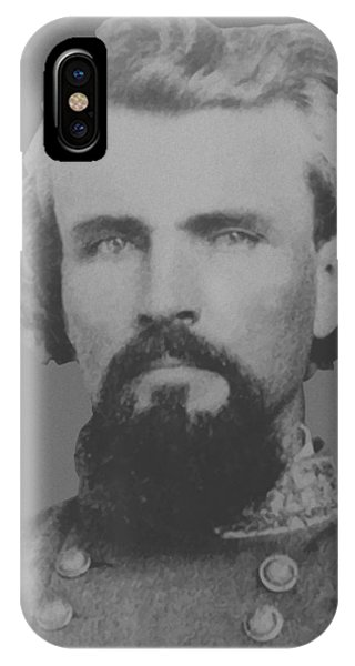 Cavalry iPhone Case - Confederate General Nathan Forrest by War Is Hell Store