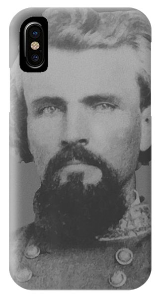 Confederate General Nathan Forrest IPhone Case