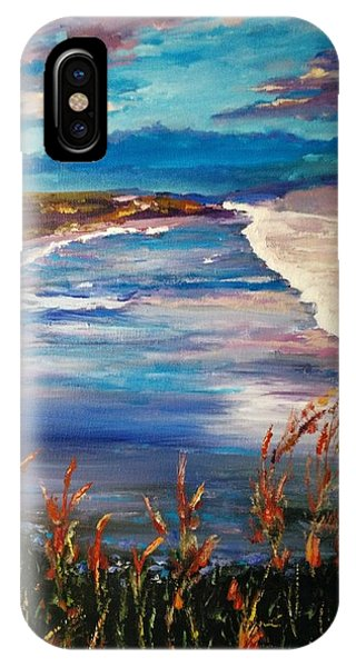 IPhone Case featuring the painting Conflict Of Colors by Ray Khalife