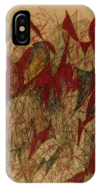Conglomerate Synthesis  IPhone Case