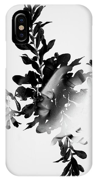 Exposure iPhone Case - Connection To All That Is by Jorgo Photography - Wall Art Gallery