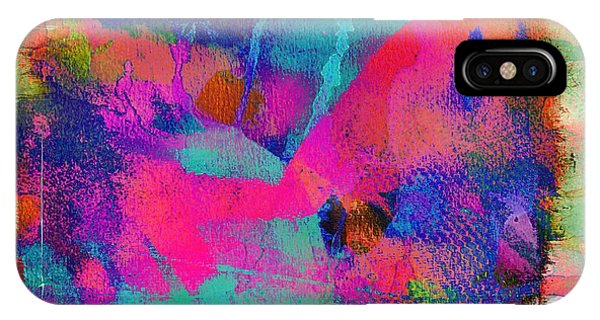 Connivance,just Another Texture IPhone Case
