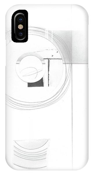 Construction No. 2 IPhone Case