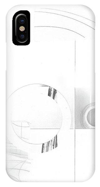 Construction No. 1 IPhone Case