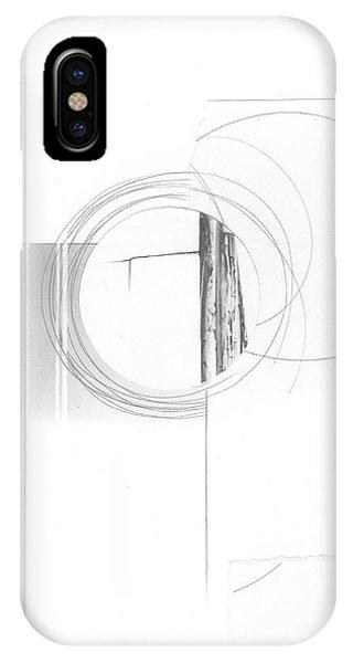 Construction No. 4 IPhone Case