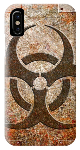 Contagion IPhone Case