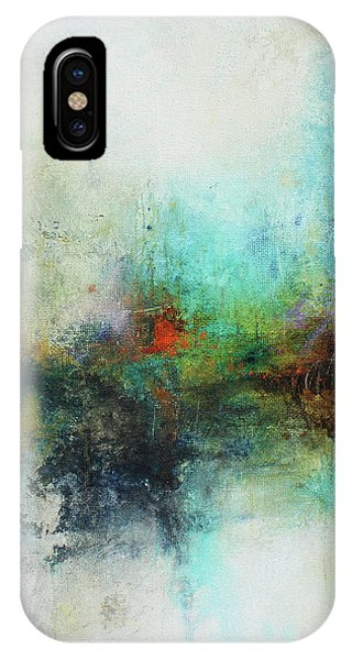 Contemporary Abstract Art Painting IPhone Case
