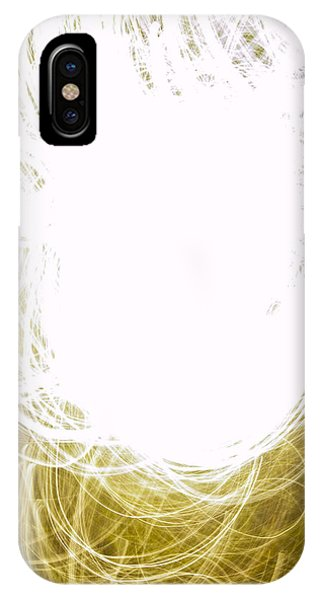 Contemporary Abstraction II Limited Edition 1 Of 1 IPhone Case