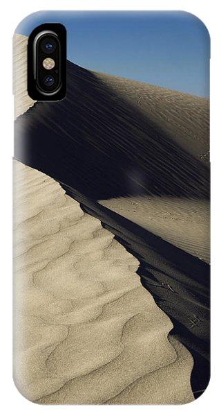 Desert iPhone Case - Contours by Chad Dutson