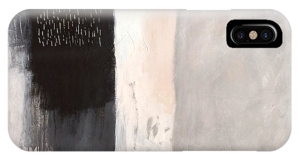 IPhone Case featuring the painting Contrecarrer by Diane Desrochers