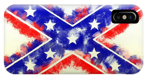 Controversial Flag IPhone Case