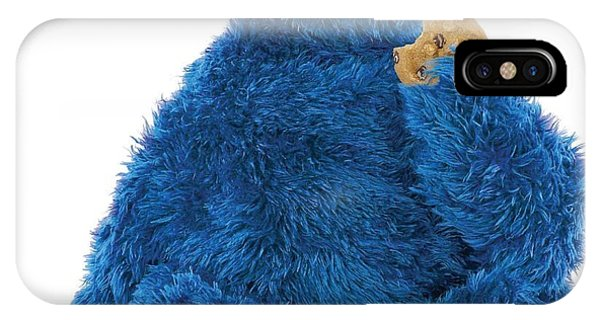 Cookie Monster IPhone Case
